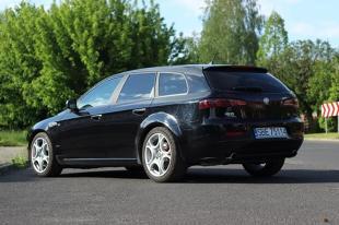 Alfa romeo 159 sportwagon 24 jtdm 20v q4 ti