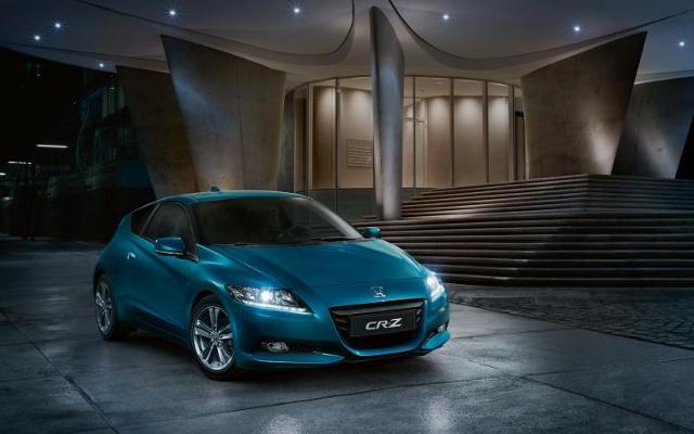 Hybrydy - Honda CR-Z i Insight - w promocji