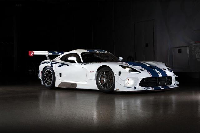 SRT Viper GT3-R / Fot. SRT