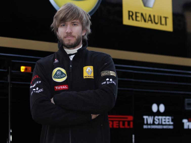 Nick Heidfeld zastąpi Roberta Kubicę podczas GP Bahrajnu