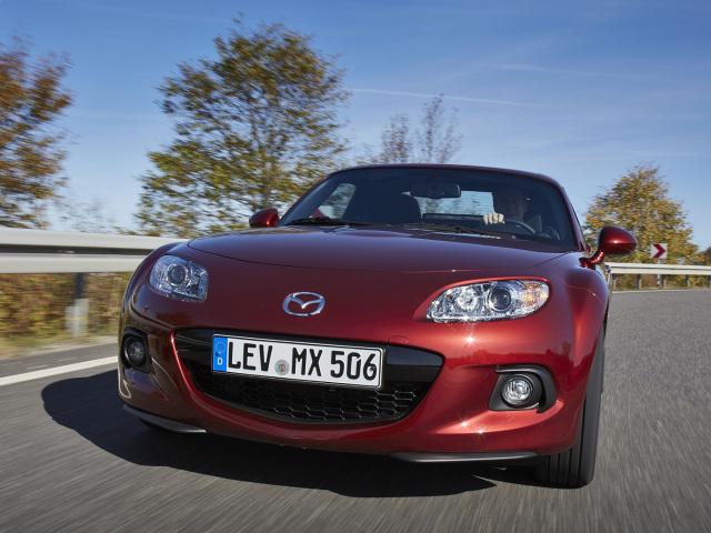 zdjęcie Mazda MX-5