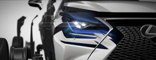 Lexus NX po liftingu. Kiedy debiut?