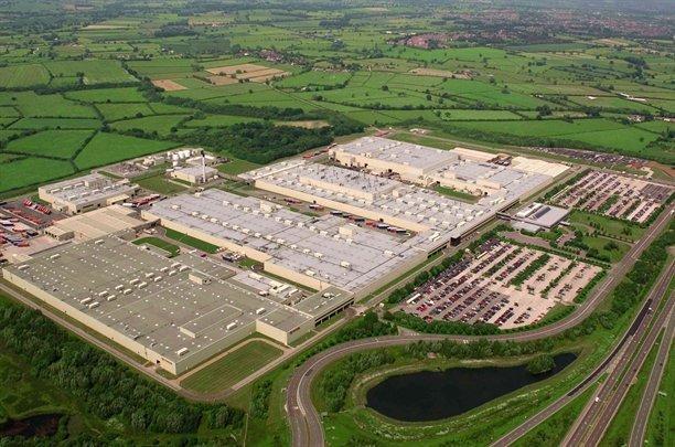 Toyota Rozbudowuje Fabrykę W Wielkiej Brytanii