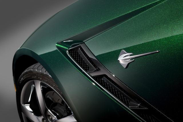 zdjęcie Chevrolet Corvette Stingray Convertible Premiere Edition