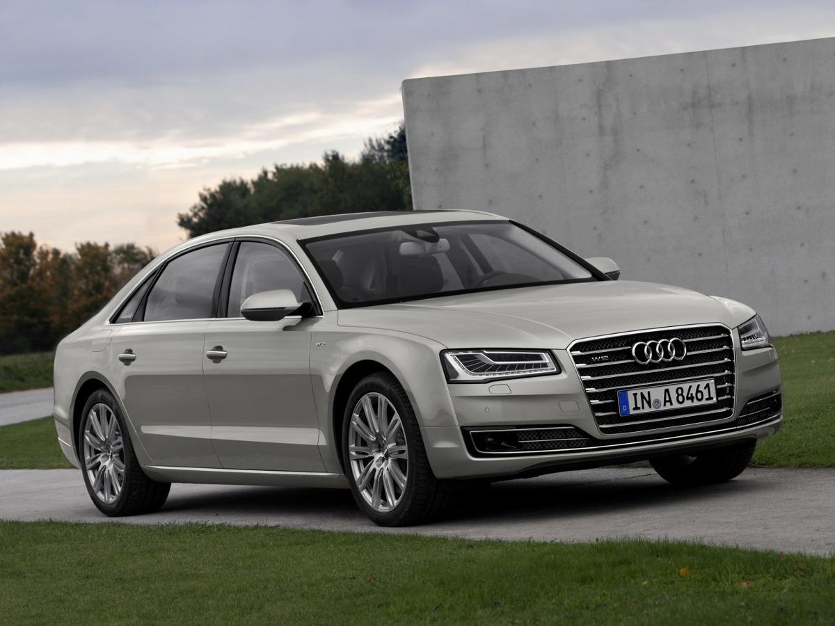 Audi A8L / Fot. Audi