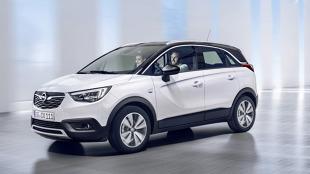 Opel Crossland X. Nowy SUV, który zastąpi Merivę