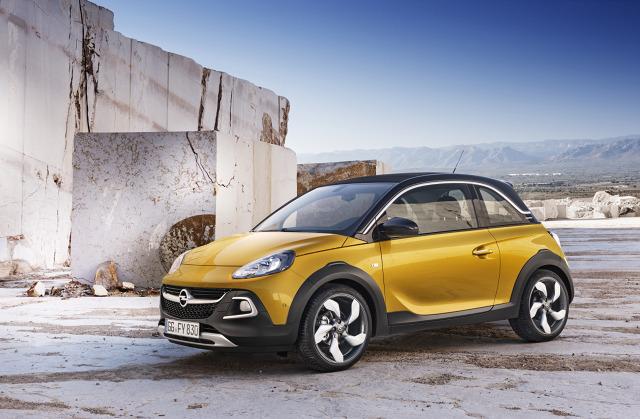 Opel Adam Rocks, Fot: Opel