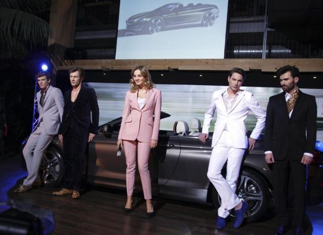 BMW serii 6 Cabrio: polska premiera w Warszawie