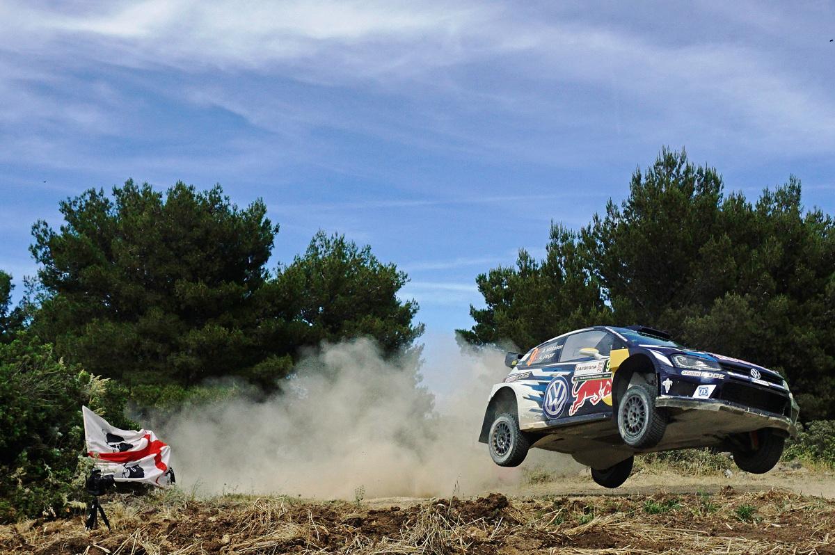 Andreas Mikkelsen / Fot. Volkswagen Motorsport