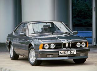 BMW SERIA 6 I (E24) (1976 - 1990) Coupe [E24]