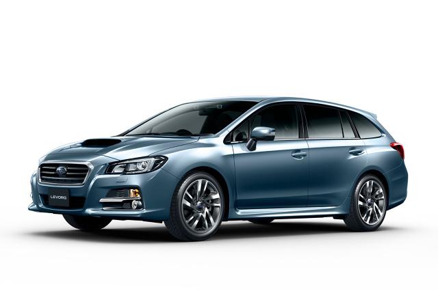 zdjęcie Subaru Levorg