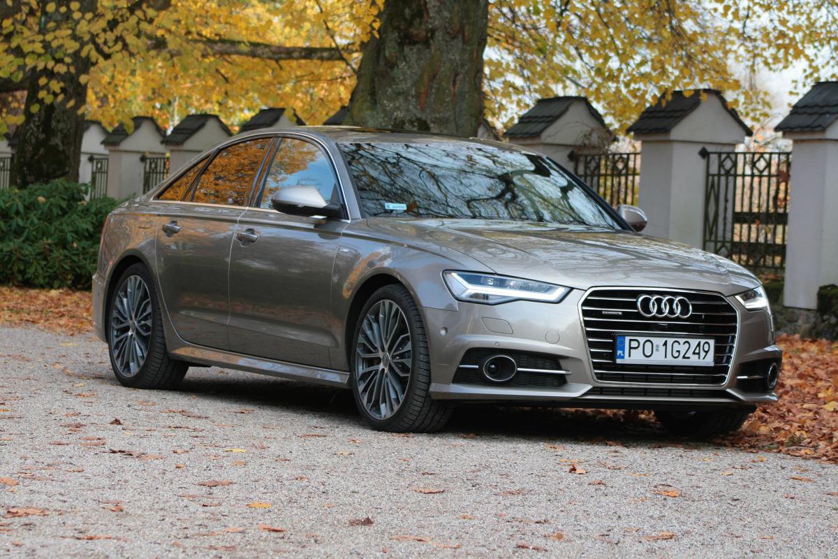 Audi A6 po face liftingu. Cena od 180 300 zł