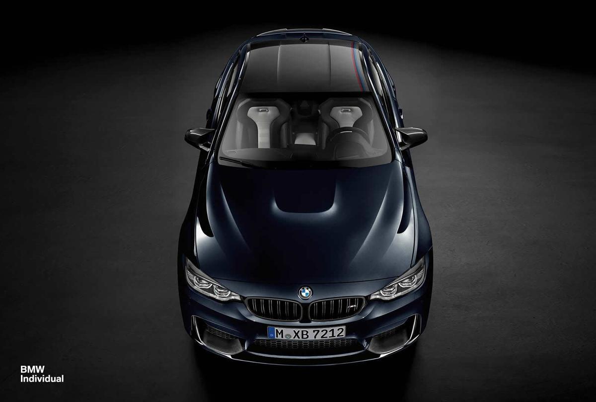 BMW M4 Coupe / Fot. BMW