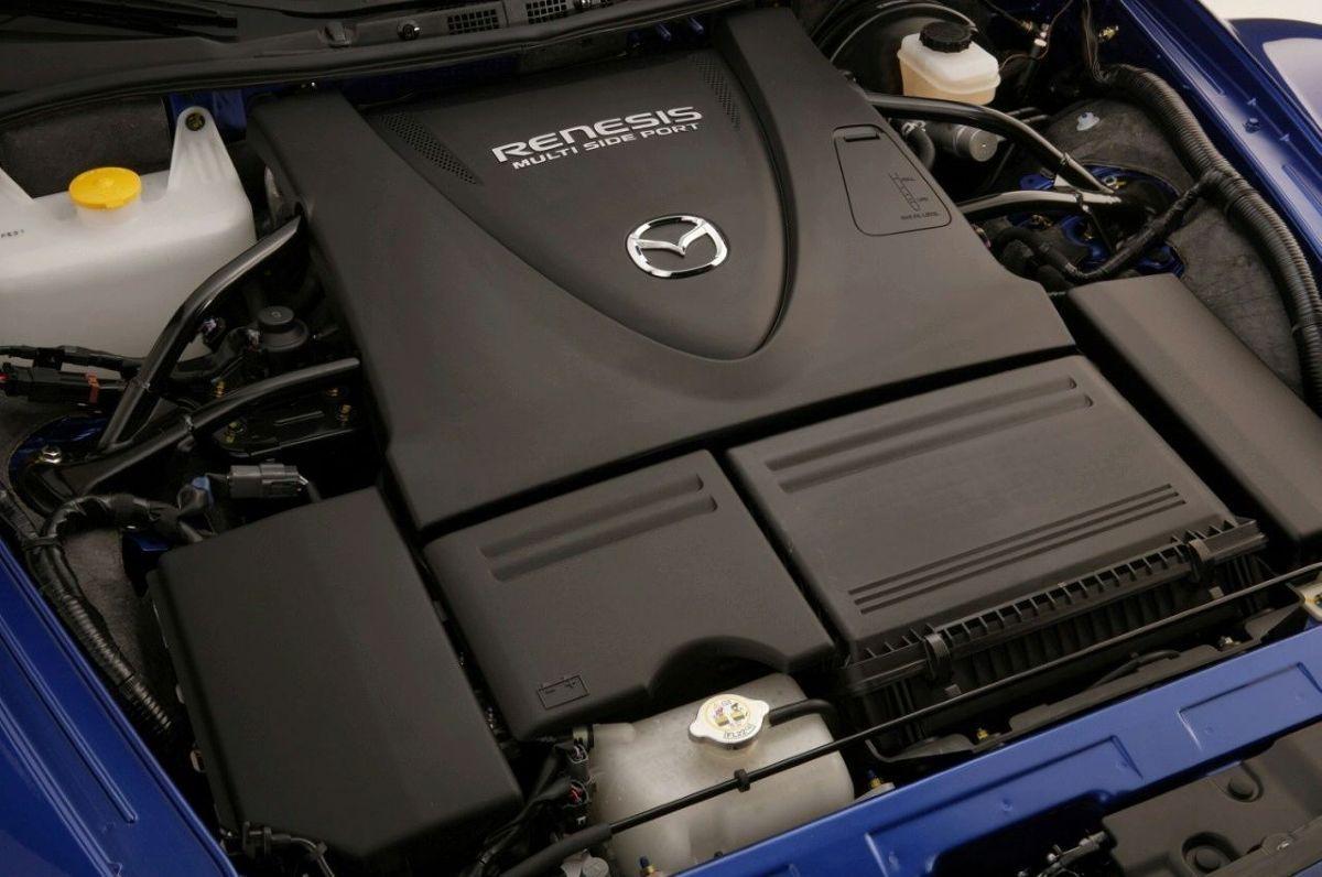 Silnik Wankla / Fot. Mazda