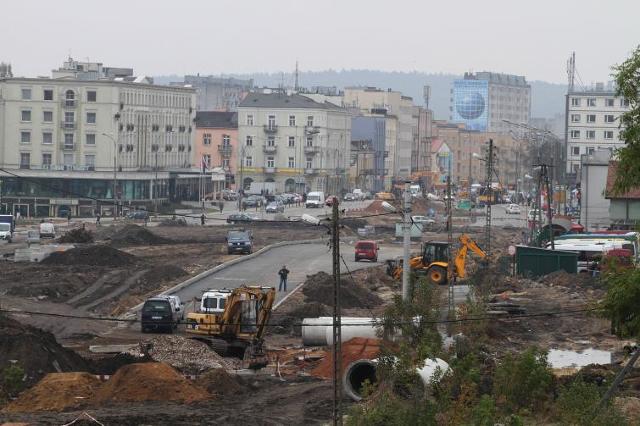 Kielce: skandal przy budowie węzła Żelazna