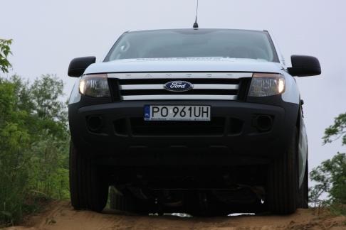 Ford Ranger, Fot: Bemo Motors