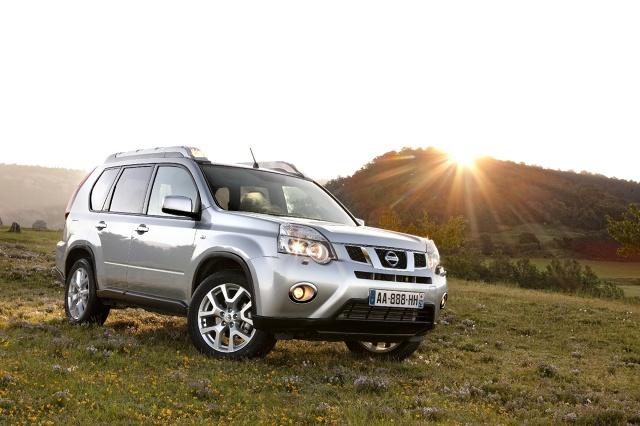 zdjęcie Nissan X-trail