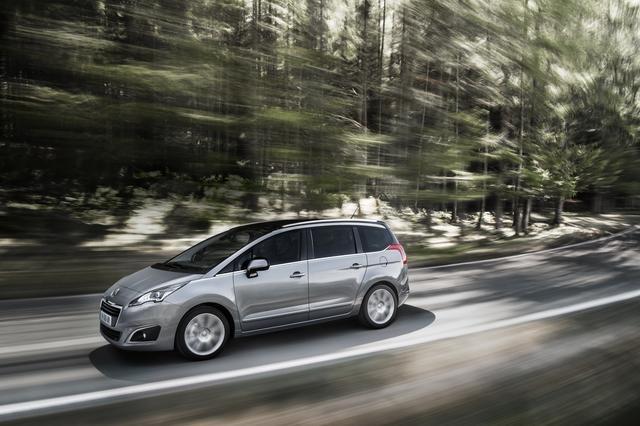 Peugeot 5008, Fot: Peugeot