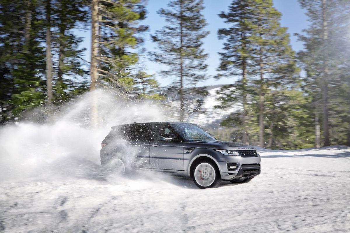 Range Rover Sport 2013, Fot: Land Rover
