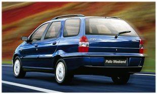 Fiat Palio (1996 - teraz) Kombi