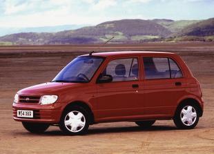 Daihatsu Cuore VI (2003 - 2007)