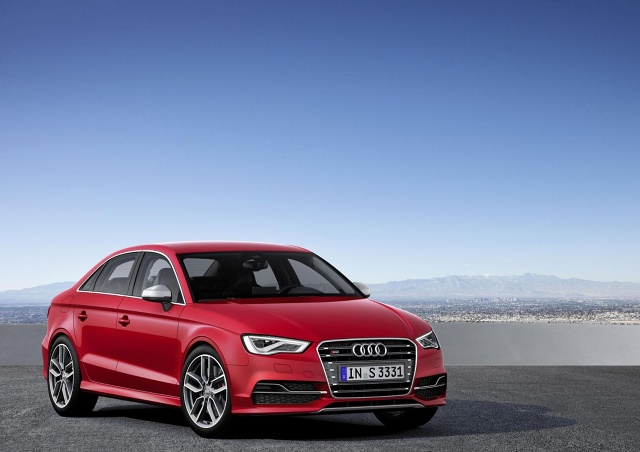 zdjęcie Audi S3 Sedan