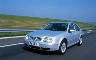 Volkswagen Bora I (1998 - 2005) Sedan