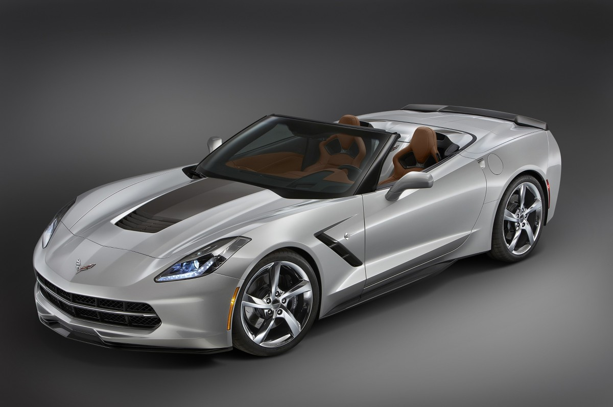 Chevrolet Corvette Stingray Convertible Atlantic Concept Fot: Chevrolet