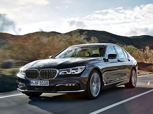 BMW SERIA 7 G11/G12 (2015 - teraz) Sedan