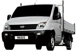 LDV Maxus (2004 - 2009) Podwozie