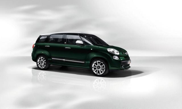 Fiat 500L Living / Fot. Fiat
