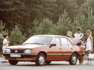 Opel Ascona C (1981 - 1988) Sedan