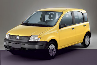 Fiat Panda II (2003 - 2012) Hatchback