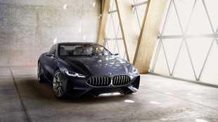 BMW Serii 8. Tak wygląda koncept