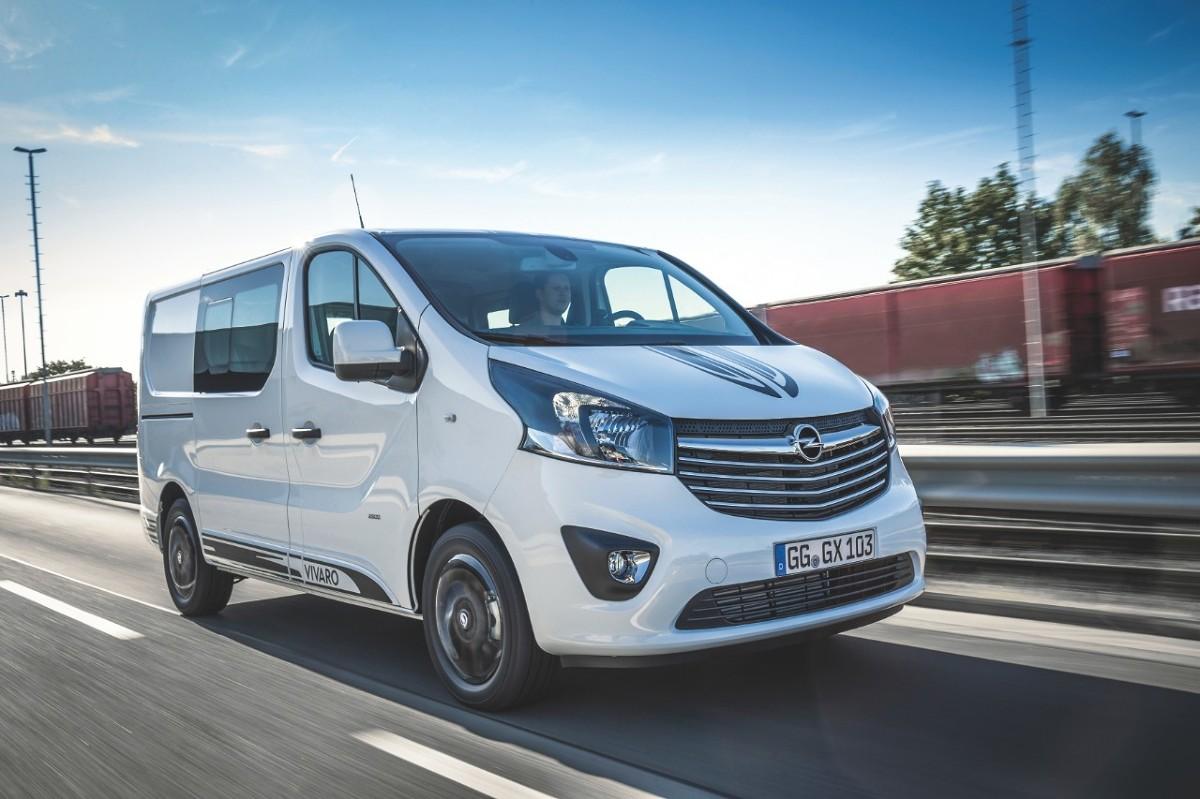 Opel Vivaro W Wersji Sport