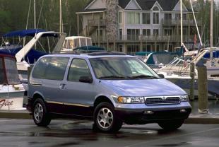 Mercury Villager I (1993 - 1998) VAN
