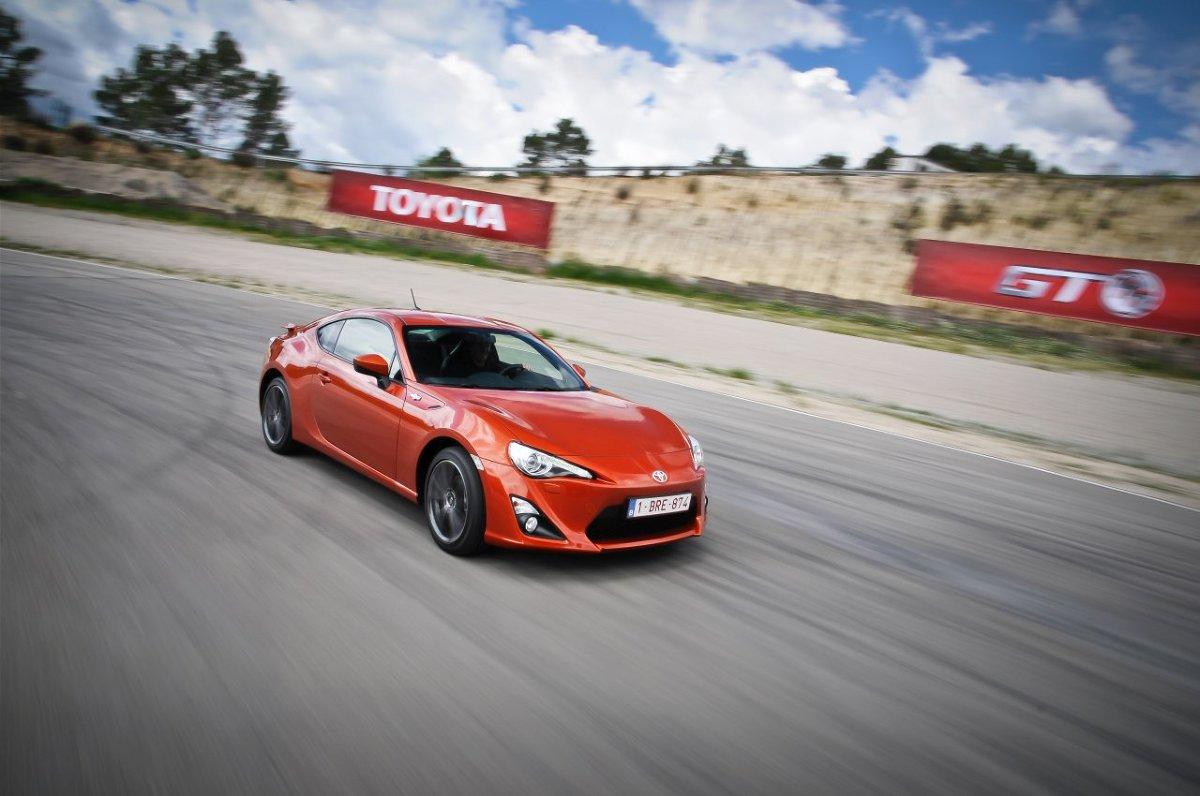Toyota GT86 / Fot. Toyota