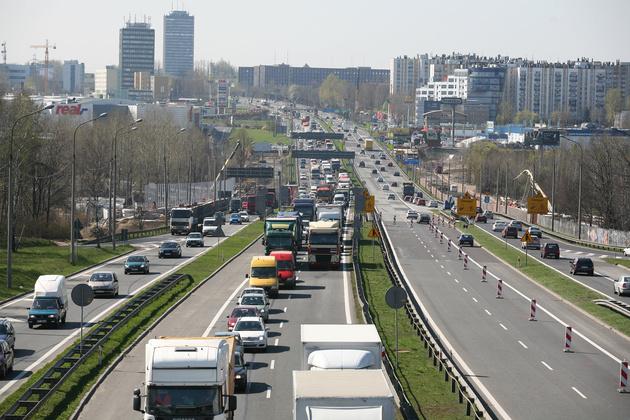 A4 w Katowicach, Fot: Archiwum Polskapresse