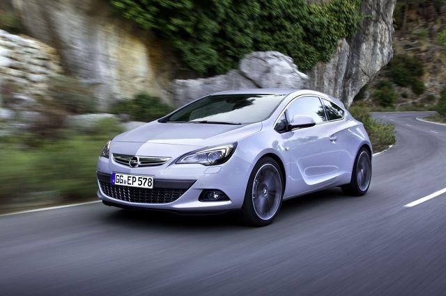 zdjęcie Opel Astra GTC