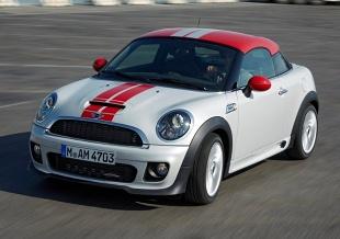 MINI Coupe (2011 - teraz) Coupe