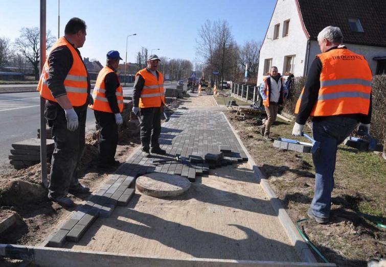 Szczecinek: Drogowcy będą remontować przede wszystkim DK nr 20