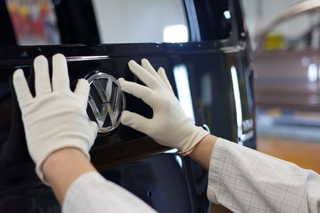 Produkcja VW Transportera w Poznaniu/fot. Volkswagen