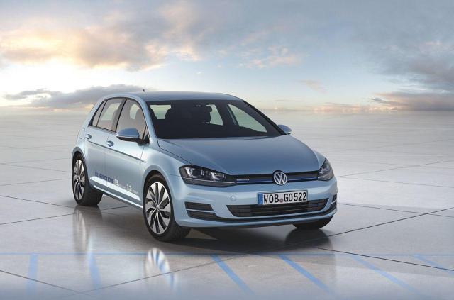 zdjęcie Volkswagen Golf VII BlueMotion