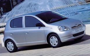 Toyota Yaris I (1999 - 2005)