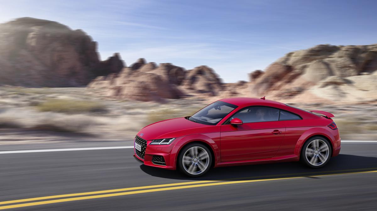 Audi Tt I Audi Tts Zmiany Po Liftingu