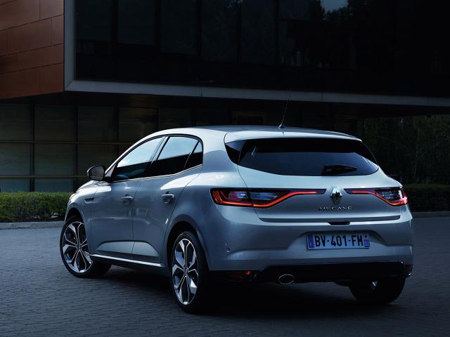 zdjęcie Renault Megane