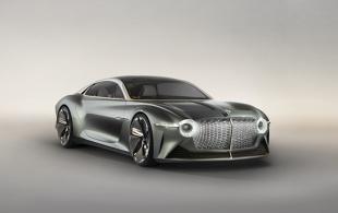 Bentley EXP 100 GT. Tak wygląda auto przyszłości