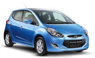 Hyundai ix20 (2010 - teraz) MPV