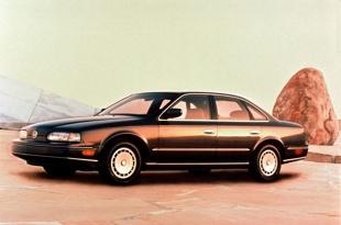 Infiniti Q45 I (1990 - 1996) Sedan
