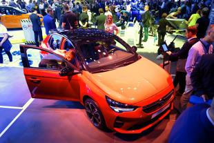 Opel. Astra, elektryczna Corsa i inne nowości we Frankfurcie